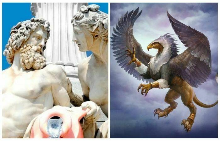 4 curiosidades de la mitologa griega